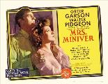 Mrs. Miniver - 30 x 40 Movie Poster UK - Style A