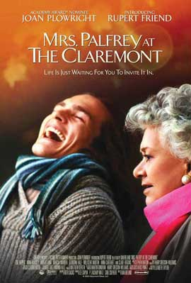 Mrs Palfrey at The Claremont - 11 x 17 Movie Poster - Style A