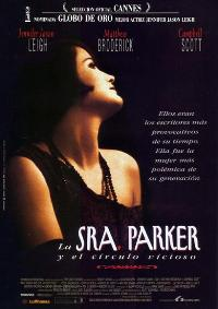 Mrs. Parker and the Vicious Circle - 11 x 17 Movie Poster - Spanish Style A