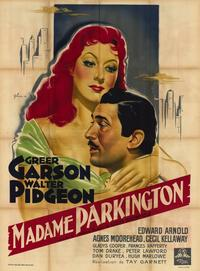 Mrs. Parkington - 11 x 17 Movie Poster - Style A