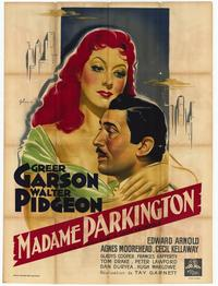 Mrs. Parkington - 27 x 40 Movie Poster - Style A