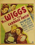 Mrs. Wiggs of the Cabbage Patch - 11 x 17 Movie Poster - Style B