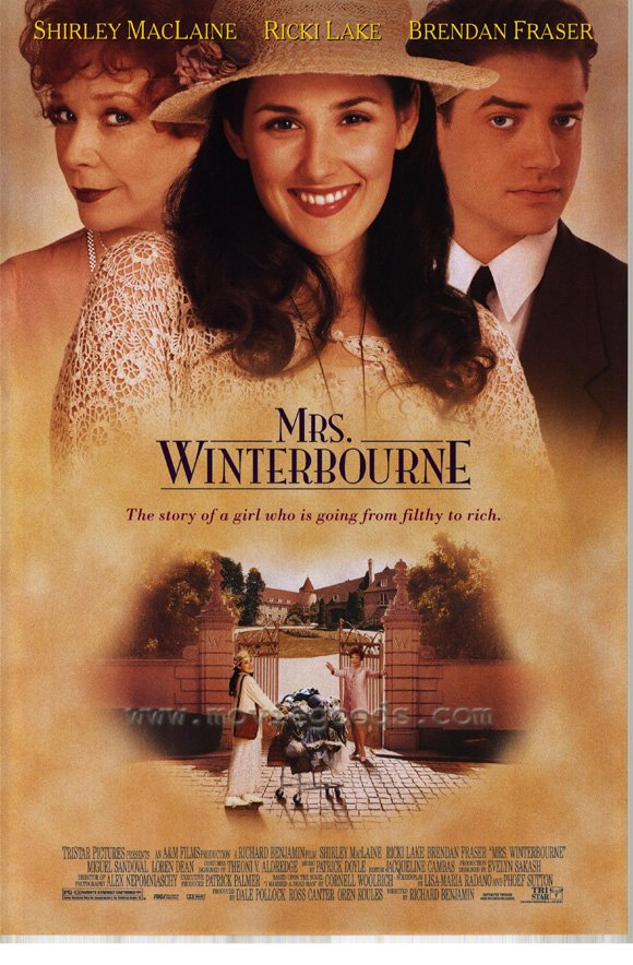 Mrs. Winterbourne Movie Posters From Movie Poster Shop