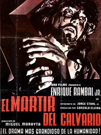 Mártir del Calvario, El - 11 x 17 Movie Poster - Spanish Style A
