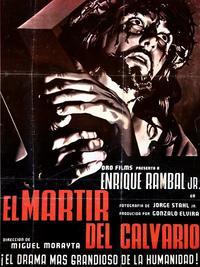 M�rtir del Calvario, El - 11 x 17 Movie Poster - Spanish Style A
