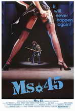 Ms. 45 - 27 x 40 Movie Poster - Style A