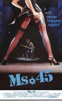 Ms. 45 - 11 x 17 Movie Poster - Style A - Museum Wrapped Canvas