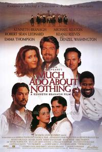 Much Ado About Nothing - 43 x 62 Movie Poster - Bus Shelter Style A