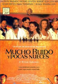 Much Ado About Nothing - 11 x 17 Movie Poster - Spanish Style A