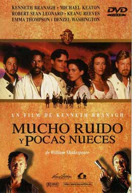 Much Ado About Nothing - 11 x 17 Movie Poster - Spanish Style B