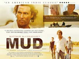 Mud - 30 x 40 Movie Poster UK - Style A