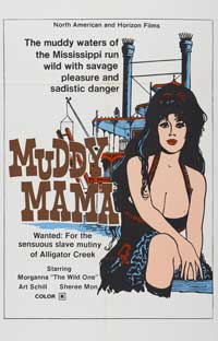 Muddy Mama - 43 x 62 Movie Poster - Bus Shelter Style A