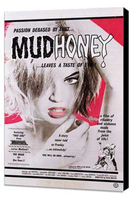 Mudhoney - 27 x 40 Movie Poster - Style A - Museum Wrapped Canvas