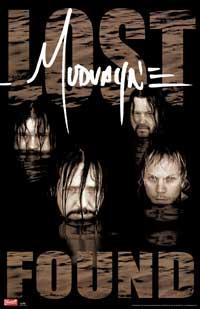 Mudvayne - Music Poster - 22 x 34 - Style A