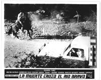 La Muerte cruzo el rio Bravo - 8 x 10 B&W Photo #1