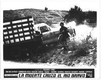 La Muerte cruzo el rio Bravo - 8 x 10 B&W Photo #3