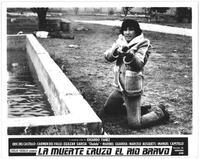 La Muerte cruzo el rio Bravo - 8 x 10 B&W Photo #6