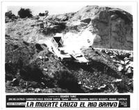 La Muerte cruzo el rio Bravo - 8 x 10 B&W Photo #11