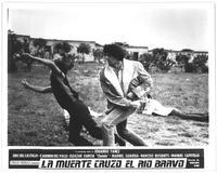 La Muerte cruzo el rio Bravo - 8 x 10 B&W Photo #13