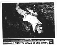 La Muerte cruzo el rio Bravo - 8 x 10 B&W Photo #14