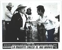 La Muerte cruzo el rio Bravo - 8 x 10 B&W Photo #15
