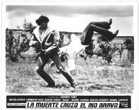 La Muerte cruzo el rio Bravo - 8 x 10 B&W Photo #16