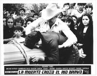 La Muerte cruzo el rio Bravo - 8 x 10 B&W Photo #18