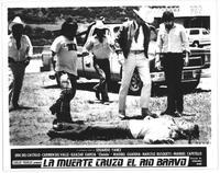 La Muerte cruzo el rio Bravo - 8 x 10 B&W Photo #19