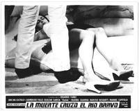 La Muerte cruzo el rio Bravo - 8 x 10 B&W Photo #21