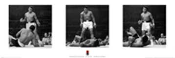 Muhammad Ali - Sports Poster - 12 x 36 - Style A