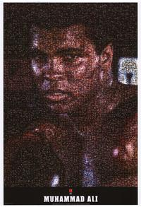 Muhammad Ali - Sports Poster - 24 x 36 - Style C