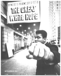 Muhammad Ali - People Poster - 16 x 20 - Style A
