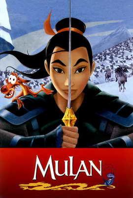 Mulan - 27 x 40 Movie Poster - Style B