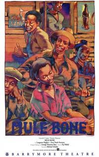 Mule Bone (Broadway) - 27 x 40 Poster - Style A