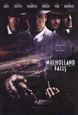 Mulholland Falls - 27 x 40 Movie Poster - Style A