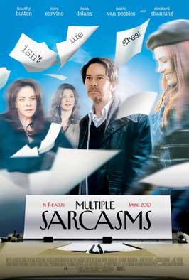 Multiple Sarcasms - 11 x 17 Movie Poster - Style A
