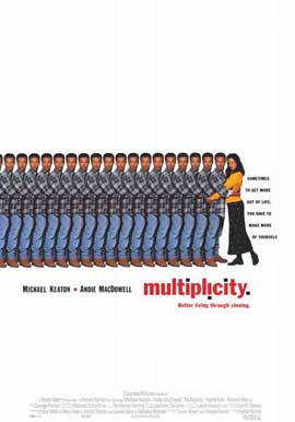 Multiplicity - 11 x 17 Movie Poster - Style A