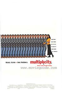 Multiplicity - 43 x 62 Movie Poster - Bus Shelter Style A