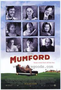 Mumford - 27 x 40 Movie Poster - Style B