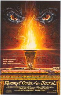 Mummy and the Curse of the Jackal - 27 x 40 Movie Poster - Style A