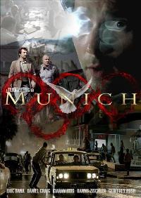 Munich - 11 x 17 Movie Poster - Style F