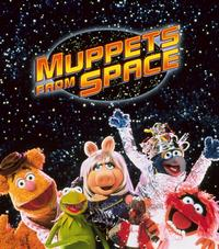 Muppets from Space - 8 x 10 Color Photo #1