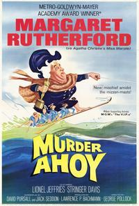 Murder Ahoy - 11 x 17 Movie Poster - Style A