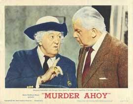 Murder Ahoy - 11 x 14 Movie Poster - Style C
