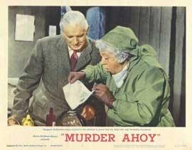 Murder Ahoy - 11 x 14 Movie Poster - Style G