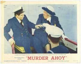 Murder Ahoy - 11 x 14 Movie Poster - Style H