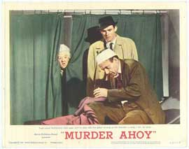 Murder Ahoy - 11 x 14 Movie Poster - Style I