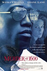 Murder at 1600 - 11 x 17 Movie Poster - Style A