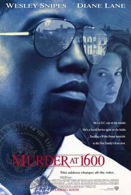 Murder at 1600 - 27 x 40 Movie Poster - Style A