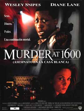 Murder at 1600 - 27 x 40 Movie Poster - Style C